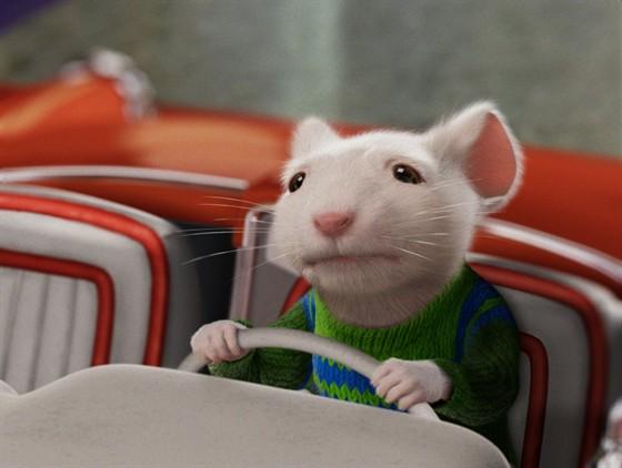 Фильмы про мышей список