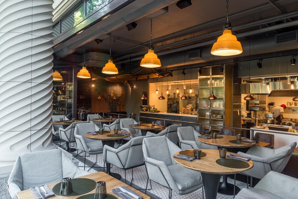 Ресторан MØS