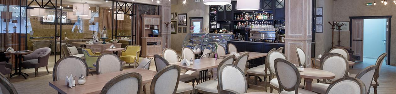 Кафе Eclair Café. Новосибирск Ядринцевская, 21
