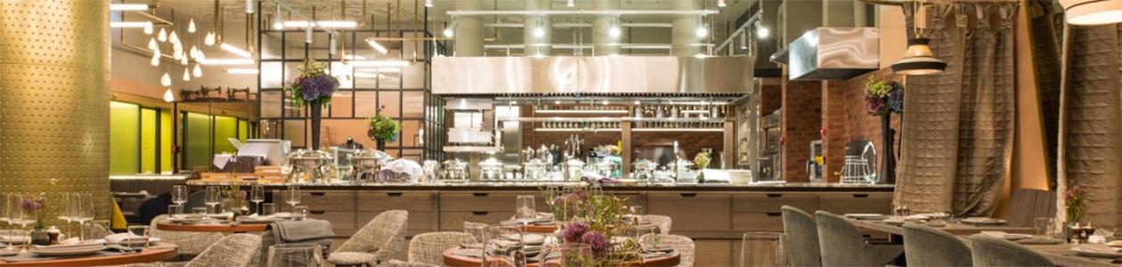 Ресторан Sartoria Lamberti. Москва Тверская, 3, гостиница The Ritz-Carlton