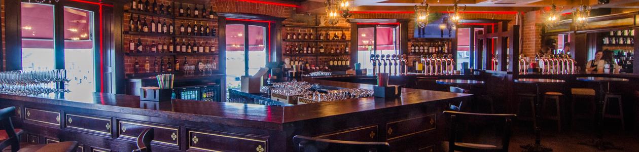 Ресторан The Left Bank. Москва Маросейка, 9/2, стр. 1, 3–5 этаж