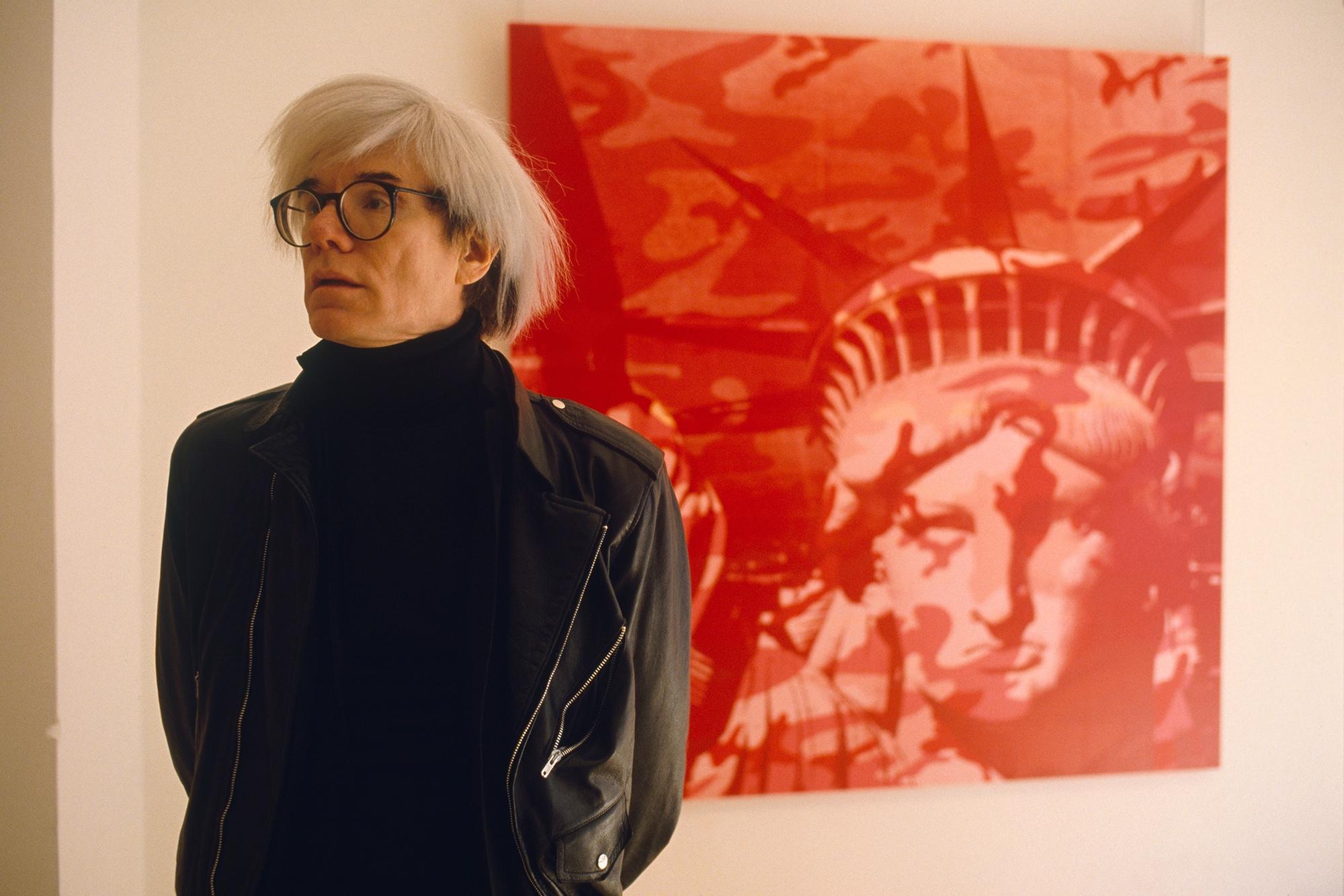 Выставка работ Энди Уорхола откроется в Новой Третьяковке в сентябре – Афиша